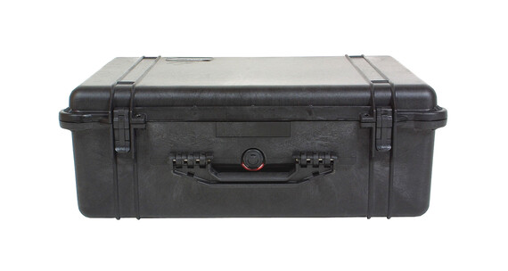 Valise Pelibox 1600 avec renfort en mousse